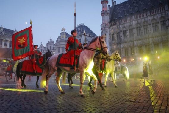 Brusselse Ommegang op Unesco Werelderfgoedlijst