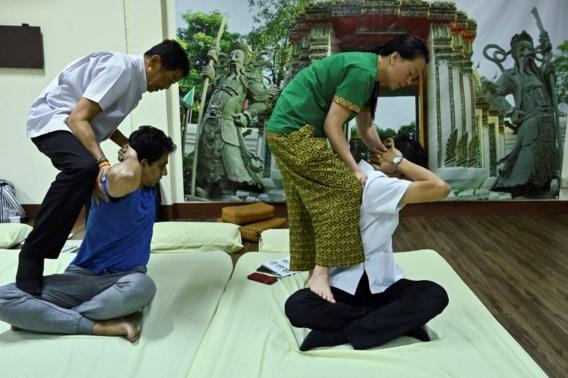 Thaise massage kandidaat Unescolijst