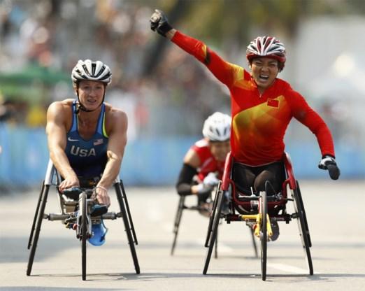 Paralympische marathon verhuist niét voor de hitte