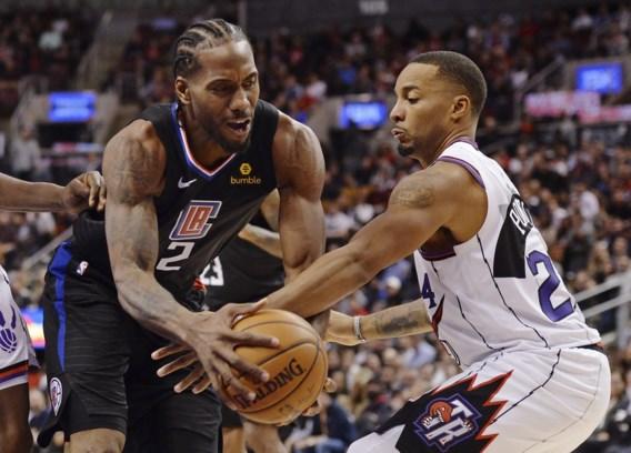 NBA. Lakers en Bucks verstevigen leidersplaats, uitgerekend Kawhi Leonard is uitblinker tegen Toronto Raptors
