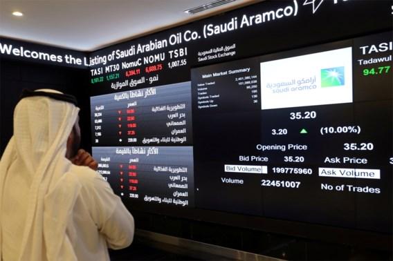 Saudi Aramco is de duurste onderneming op de beurs
