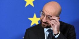 Wie had kunnen denken dat … Charles Michel Europees president zou zijn?