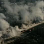 Pijpbreuk veroorzaakt gigantische stoomwolk boven Poolse hoofdstad