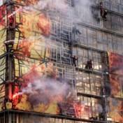 Greenpeace vindt EU klimaatplan niet genoeg en protesteert