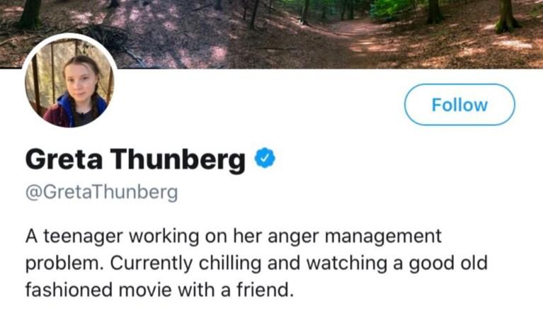Trump spot met <I>Person of the Year</I> Greta Thunberg: '<I>Chill</I>, Greta'