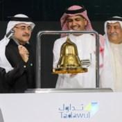 Saudi's pronken met 'de grootste ooit'