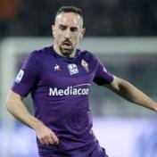 Franck Ribéry out voor rest van het jaar na enkeloperatie