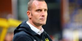 STVV doet minstens tot Nieuwjaar verder met Nicky Hayen als hoofdtrainer