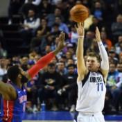 NBA. Luka Doncic blijft imponeren met achtste triple-double van het seizoen