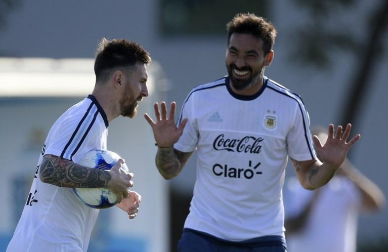 Ooit was hij de best betaalde voetballer ter wereld, dus kan Ezequiel Lavezzi op zijn 34ste zonder zorgen op pensioen