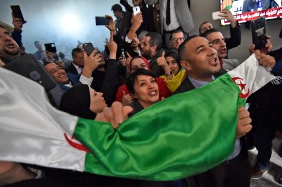 Algerijnen kiezen nieuwe president ondanks historisch lage opkomst