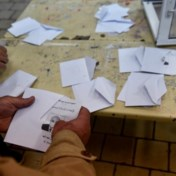 Algerijnse kiezers uiten ongenoegen met historisch lage kiesopkomst