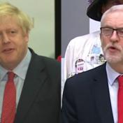 Zo reageren Corbyn en Johnson op historisch verkiezingsresultaat