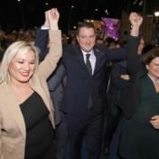 LIVE. Primeur: voor het eerst meer Noord-Ierse nationalisten dan unionisten verkozen
