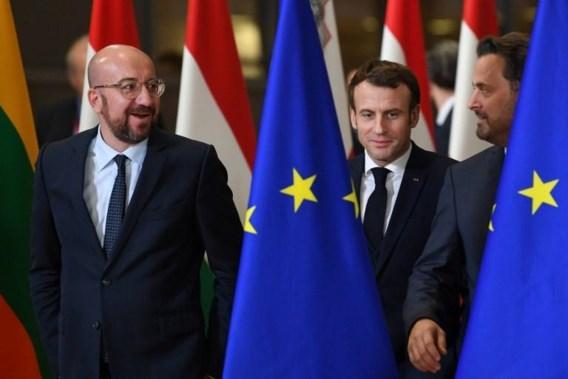Michel heeft steun voor klimaatwet beet, maar Polen doet niet mee