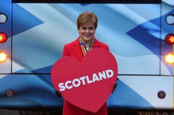Sturgeon legt tweede referendum over Schotse onafhankelijkheid op tafel