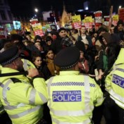 LIVE. Protestmars in Londen tegen Boris Johnson