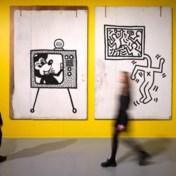 De expo's van de week: Keith Harings aanstekelijke energie