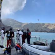 Nog twee lichamen niet teruggevonden na vulkaanuitbarsting