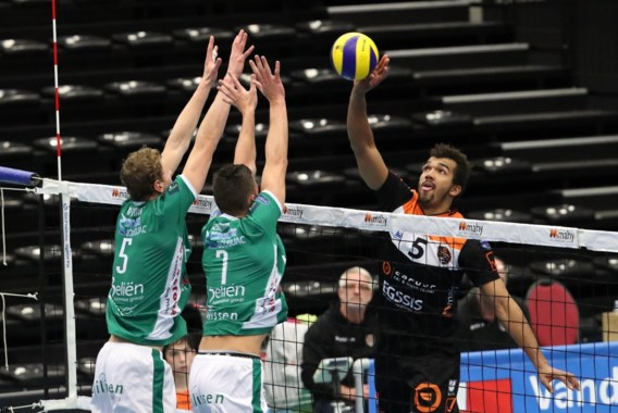 EuroMillions Volley League: Gent pakt zijn tweede driepunter, knappe stunt van Haasrode Leuven