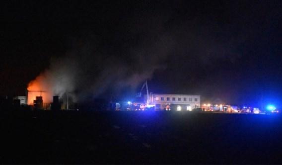 Tweede brandstichting in één week tijd bij pallettenbedrijf in Meulebeke