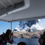 Reddingswerkers opnieuw op zoek naar laatste slachtoffers vulkaanuitbarsting Nieuw Zeeland