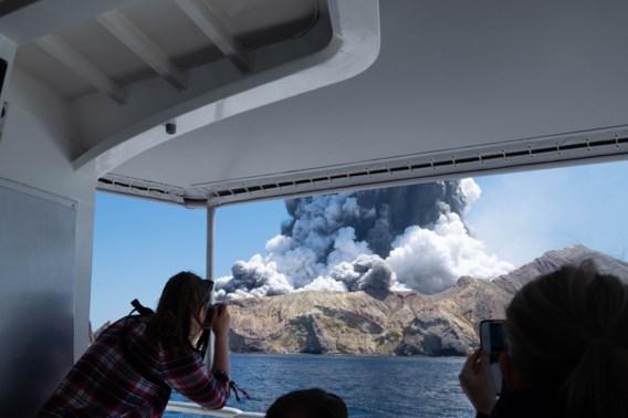 Dodentol stijgt tot 16 na vulkaanuitbarsting op Nieuw-Zeeland