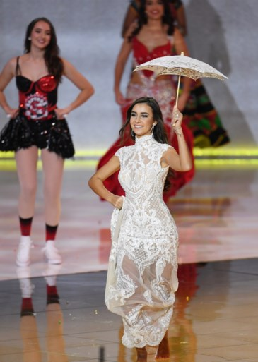 Kroontje Miss World naar Jamaica, België al snel uitgeschakeld