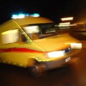 Vier jongeren zwaargewond na ongeval op E17