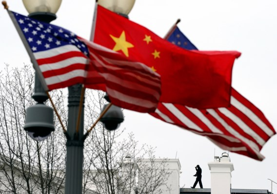 VS heeft in het geheim twee Chinese diplomaten uitgewezen