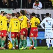 AA Gent laat dure punten liggen tegen KV Oostende