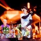 Gitarist John Frusciante na tien jaar terug bij Red Hot Chili Peppers