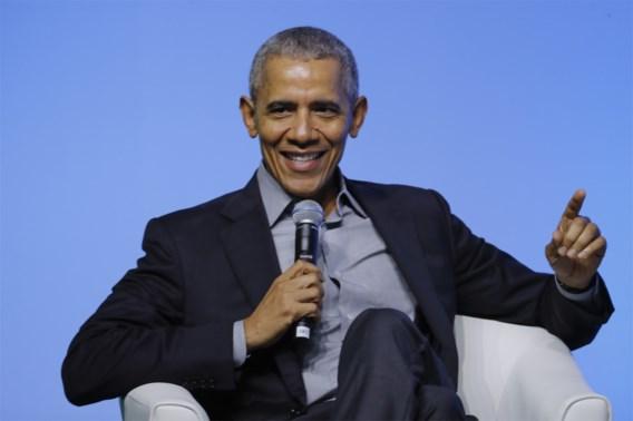 Obama: 'Vrouwen zijn ontegensprekelijk beter dan mannen'