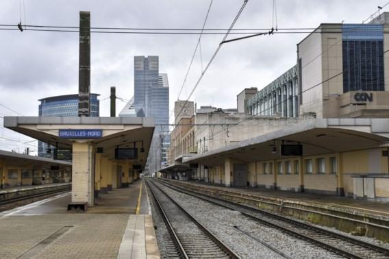 Centrale gang station Brussel-Noord weer open