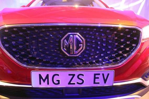 MG maakt comeback op Belgische markt