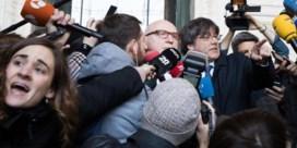 Brusselse raadkamer buigt zich toch niet over aanhouding Puigdemont