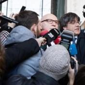 Brusselse raadkamer buigt zich over aanhouding van Puigdemont, Comin en Puig