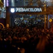Vijftigtal gewonden bij politieoptreden tijdens 'Clásico'