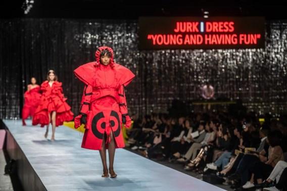 Antwerpse Modeacademie scoort opnieuw