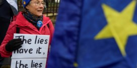 Spook van harde Brexit duikt alweer op