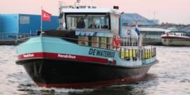 Pendelaars laten waterbus Albertkanaal links liggen