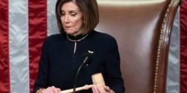 Waarom Nancy Pelosi een feestje niet nodig vond
