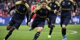 Antwerp knokt zich naar halve finales