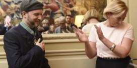 Sidi Larbi Cherkaoui ontvangt Frans ereteken