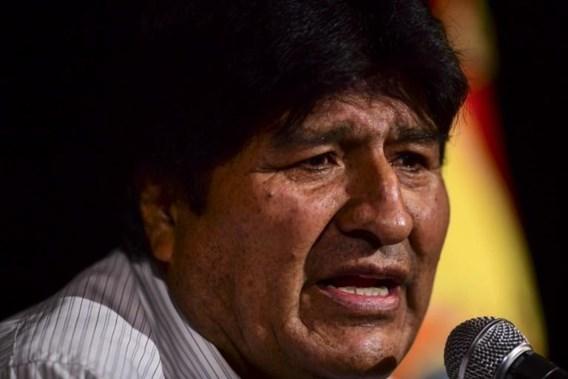 Boliviaanse interimregering wil ex-president Morales arresteren