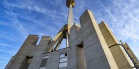 Iconische torenspits hoogste gebouw in Leuven gerenoveerd