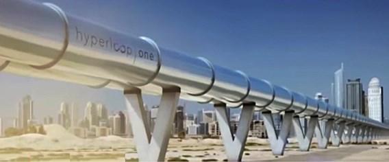 Hyperloop Elon Musk wordt in Groningen getest