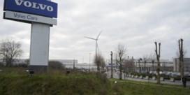 Twee miljoen Vlaamse steun voor Volvo Gent