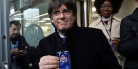 Europees Parlement geeft Puigdemont toegangsbadge