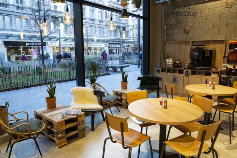 Carrefour test groene stadswinkel in hartje Brussel